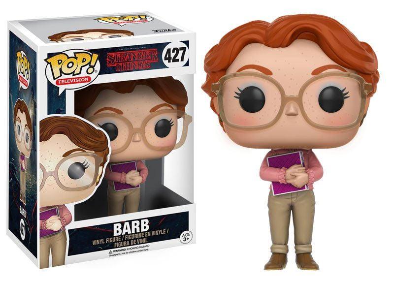 Stranger Things POP! TV Vinyl Figure Barb 9 cm
