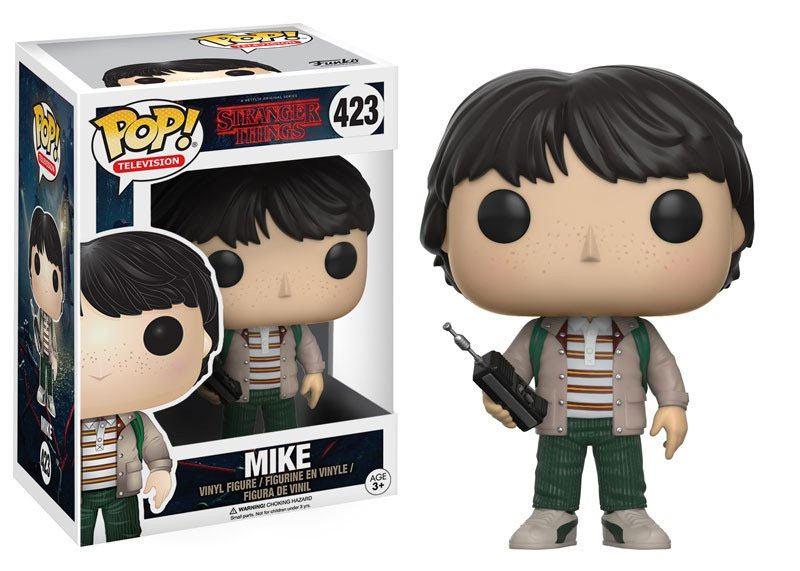 Stranger Things POP! TV Vinyl Figure Mike 9 cm
