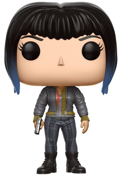 Ghost in the Shell POP! Movies Vinyl Figure Major (Bomber Jacket) 9 cm