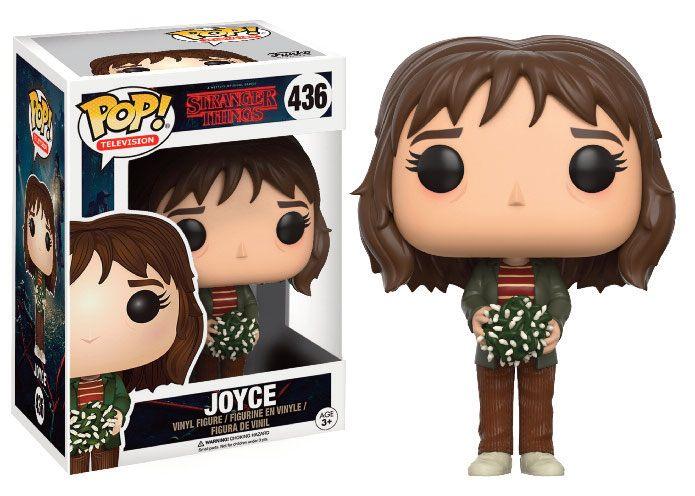 Stranger Things POP! TV Vinyl Figure Joyce 9 cm