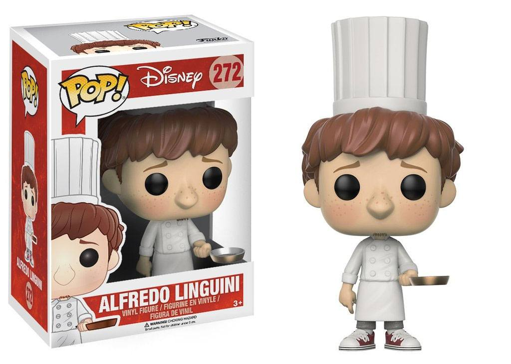 Ratatouille POP! Disney Vinyl Figure Alfredo Linguini 9 cm