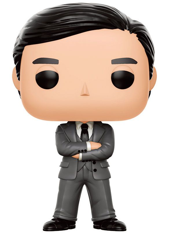 The Godfather POP! Movies Vinyl Figure Michael Corleone (Grey Suit) 9 cm