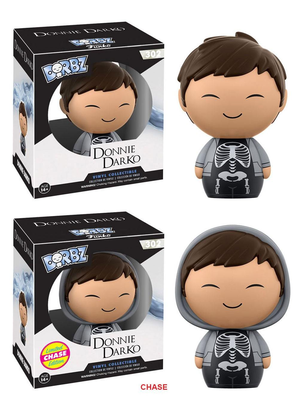 Donnie Darko Vinyl Sugar Dorbz Vinyl Figures Donnie Darko 8 cm Assortment (6)