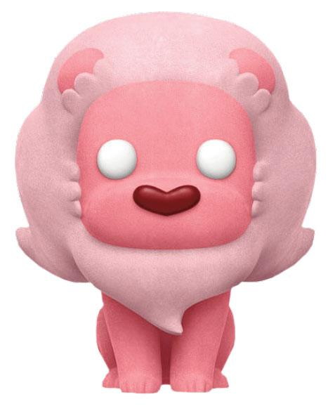 Steven Universe POP! Animation Vinyl Figure Lion (Flocked) 9 cm
