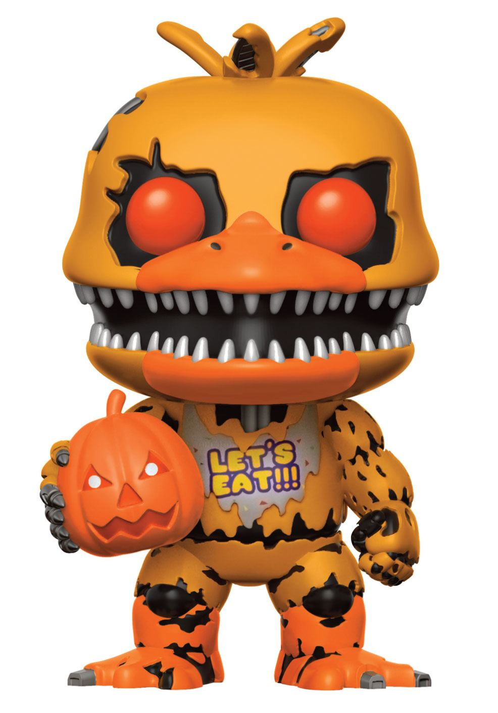 Five Nights at Freddy's POP! Games Vinyl Figure Jack-O-Chica 9 cm