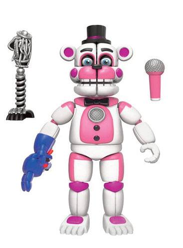 Five Nights at Freddy's Action Figure FT Freddy Sister Location 13 cm