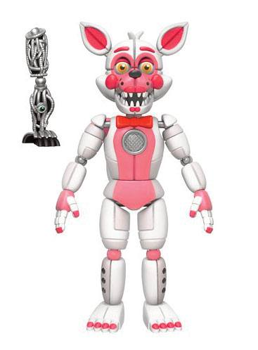 Five Nights at Freddy's Action Figure FT Foxy Sister Location 13 cm