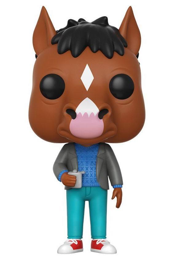 BoJack Horseman POP! Animation Vinyl Figure BoJack Horseman 9 cm