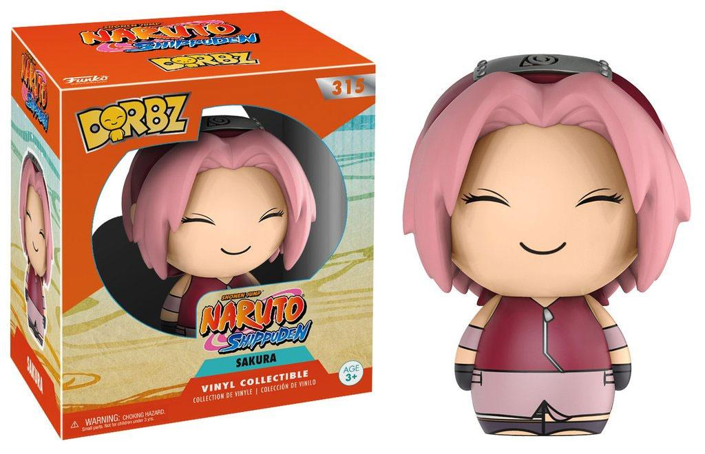 Naruto Dorbz Vinyl Figure Sakura 8 cm