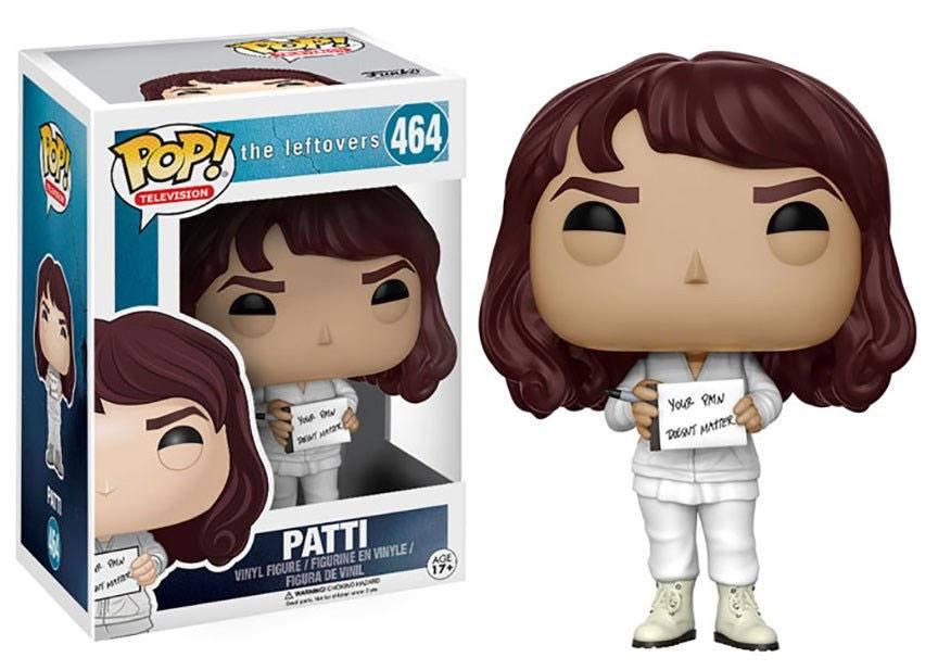 The Leftovers POP! TV Vinyl Figure Patti 9 cm