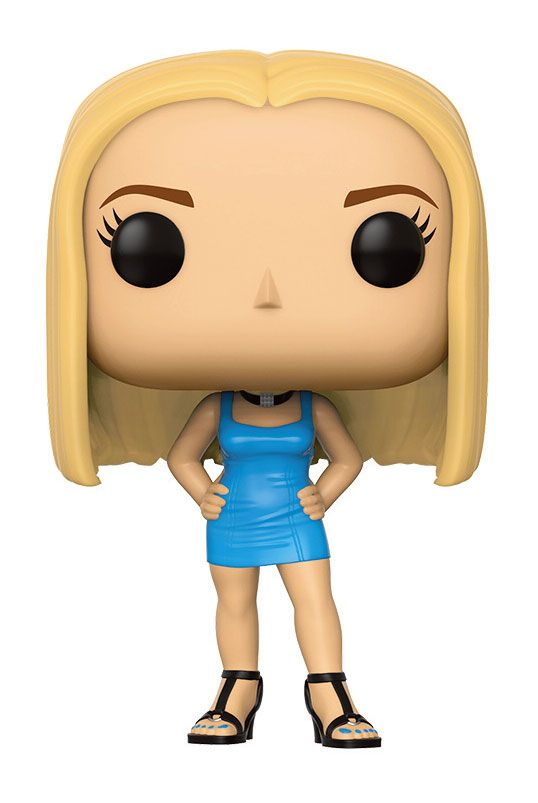 Alias POP! Movies Vinyl Figure Sydney Bristow Blonde 9 cm