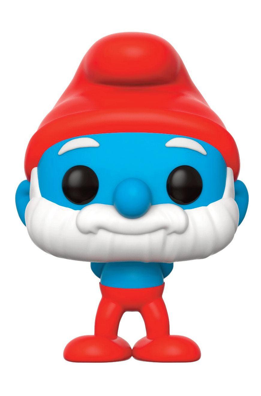 The Smurfs POP! TV Vinyl Figure Papa Smurf 9 cm