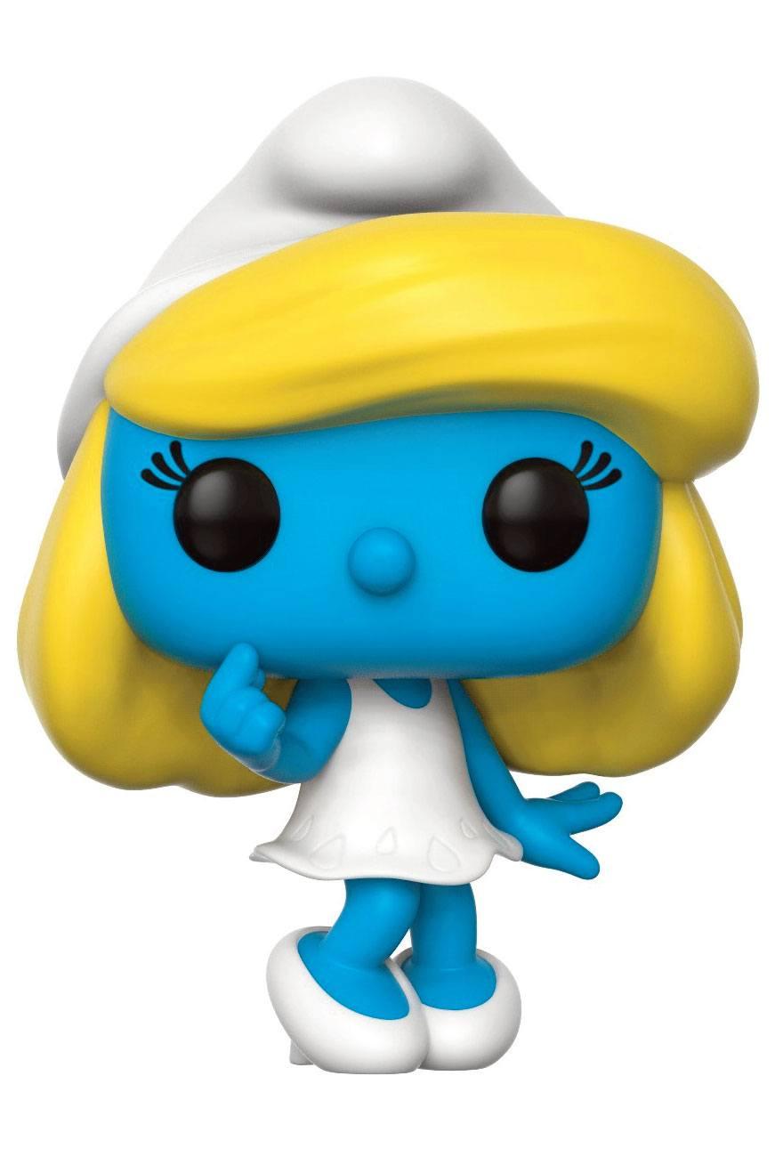The Smurfs POP! TV Vinyl Figure Smurfette 9 cm