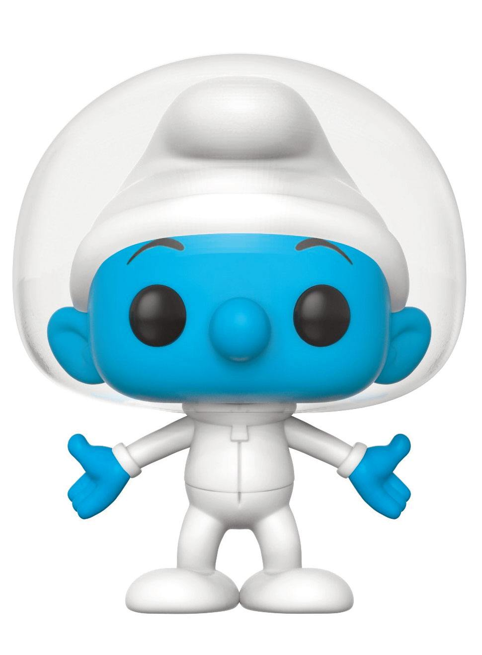 The Smurfs POP! TV Vinyl Figure Astro Smurf 9 cm