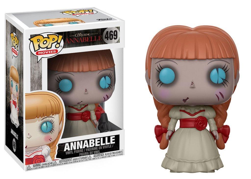 The Conjuring POP! Movies Vinyl Figure Annabelle 9 cm