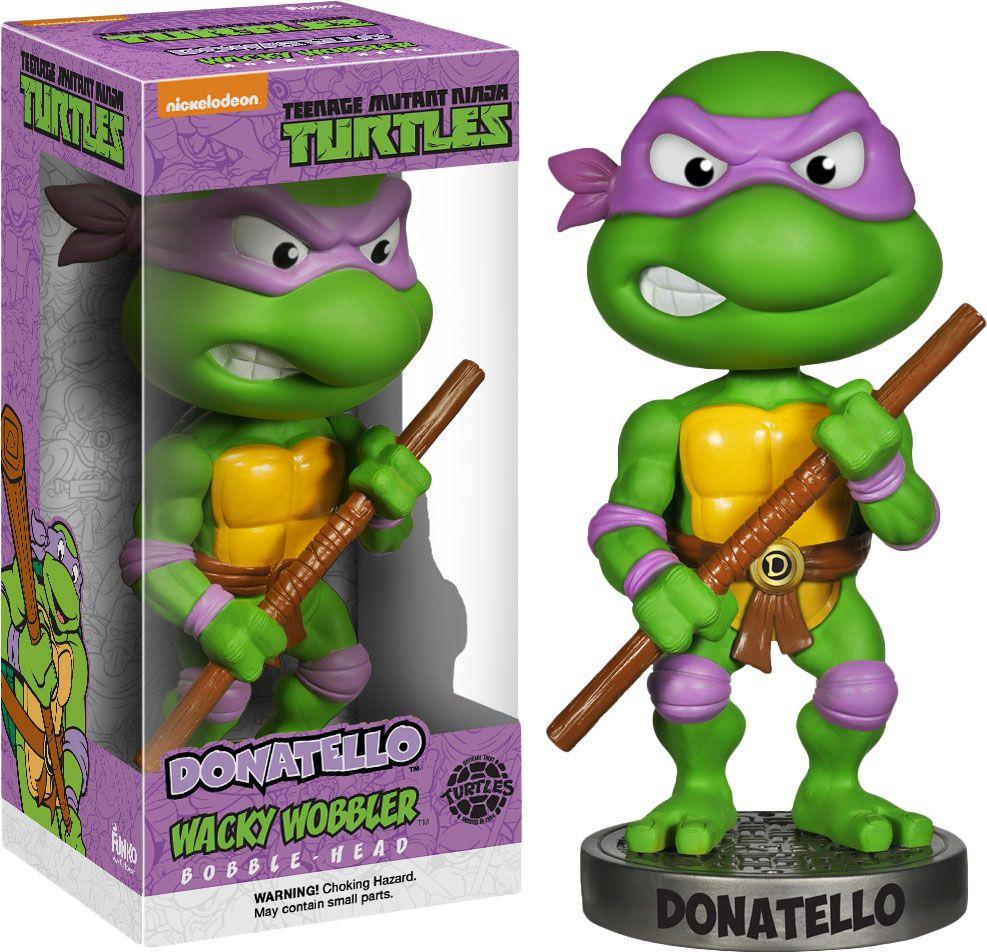 Teenage Mutant Ninja Turtles Wacky Wobbler Bobble-Head Donatello 15 cm