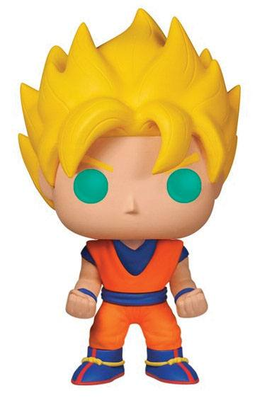 Dragonball Z POP! Vinyl Figure Super Saiyan Goku 10 cm