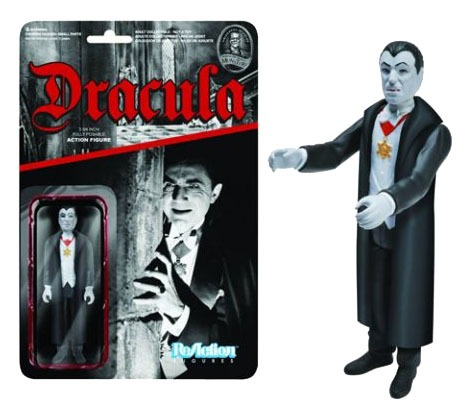 Universal Monsters ReAction Action Figure Wave 1 Dracula 10 cm
