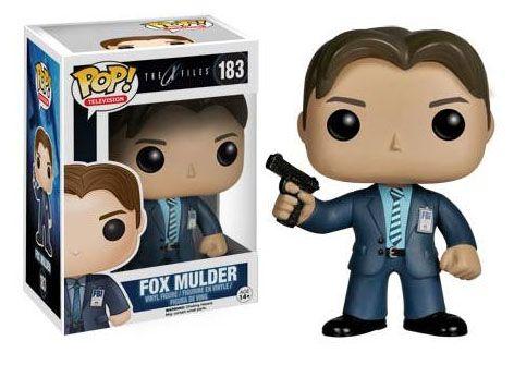 The X-Files POP! Vinyl Figure Fox Mulder 9 cm