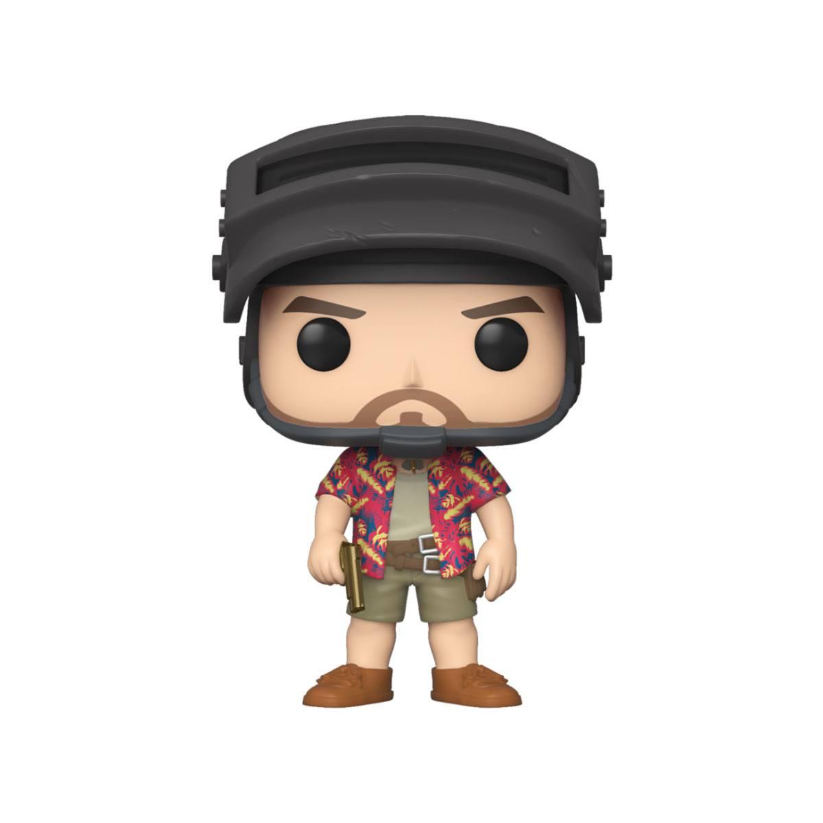 Playerunknown's Battlegrounds (PUBG) POP! Games Vinyl Figure Hawaiian Shirt Guy 9 cm