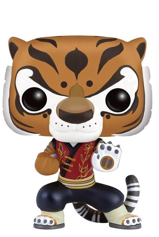 Kung Fu Panda POP! Movies Vinyl Figure Tigress 9 cm