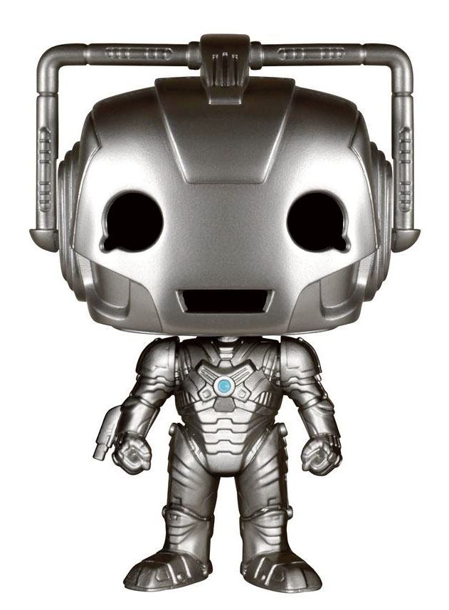 Doctor Who POP! Television Vinyl Figure Cyberman 9 cm