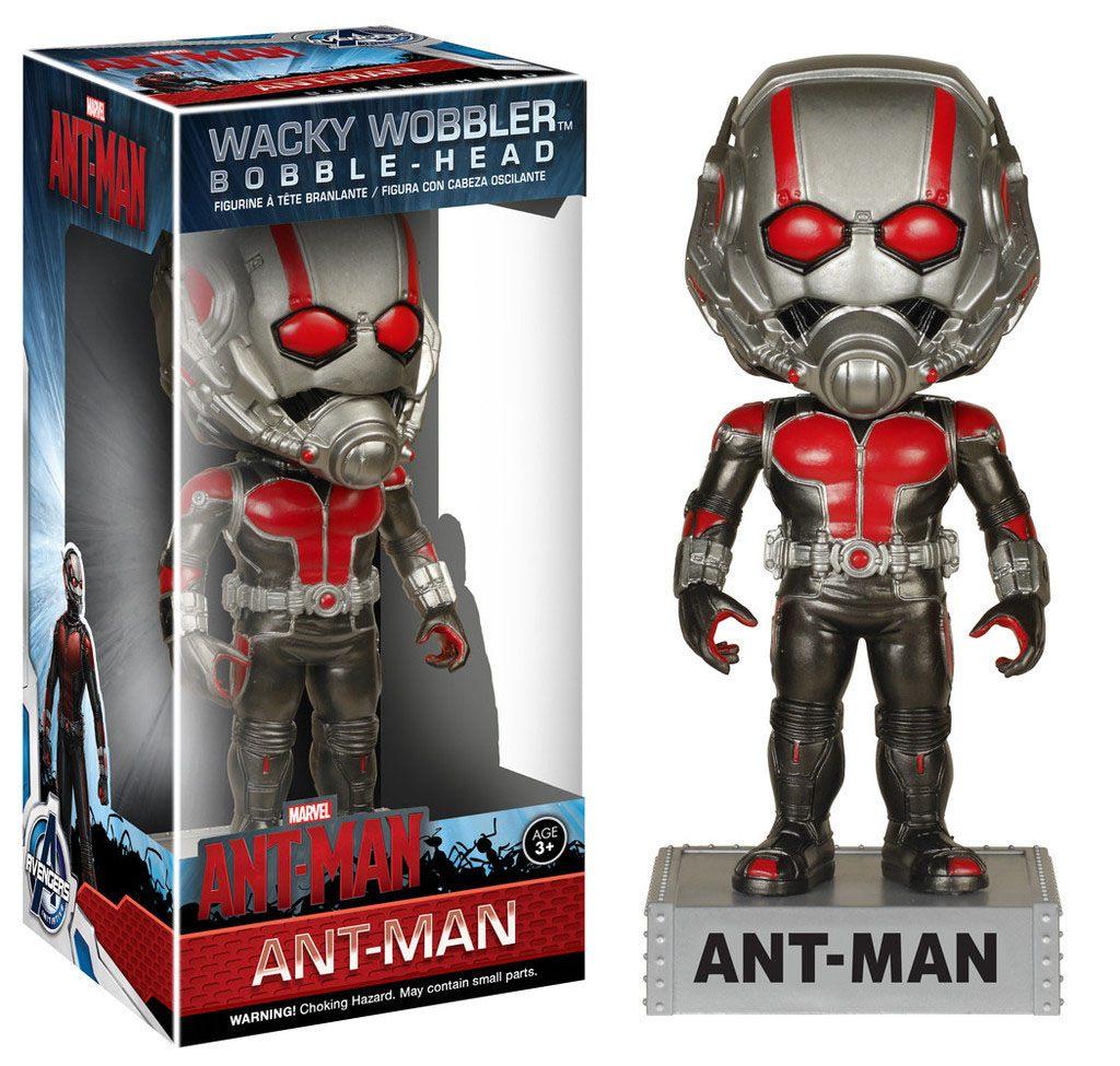 Ant-Man Wacky Wobbler Bobble-Head Ant-Man 15 cm