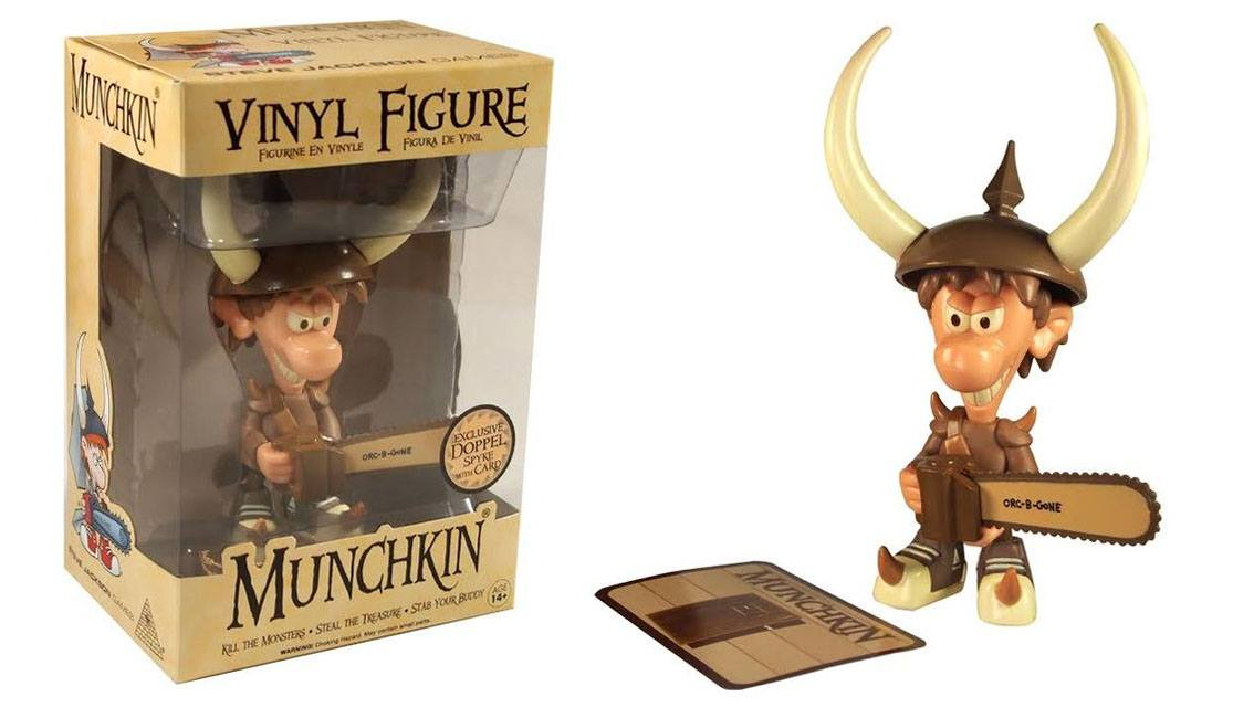 Munchkin POP! Vinyl-Figure Spike Dopple Ver. 15 cm