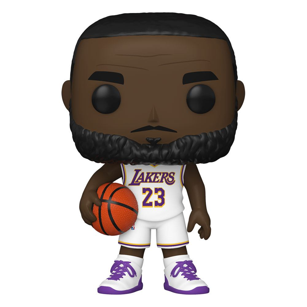 FIGURA POP NBA: LEBRON JAMES LA LAKER