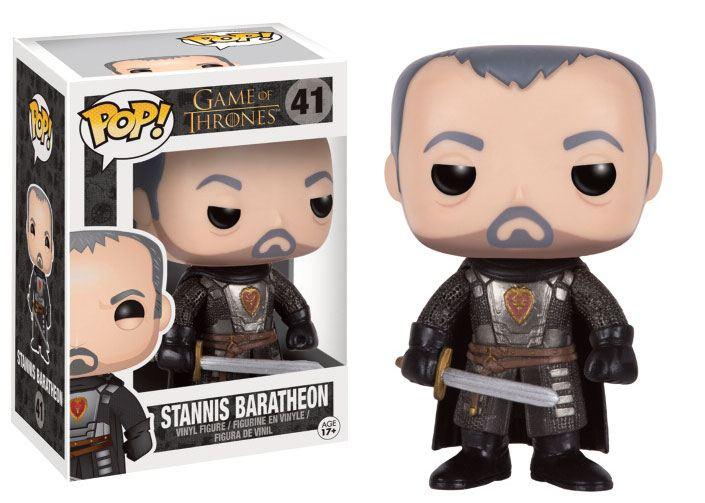 Game of Thrones POP! Television Vinyl Figure Stannis Baratheon 9 cm