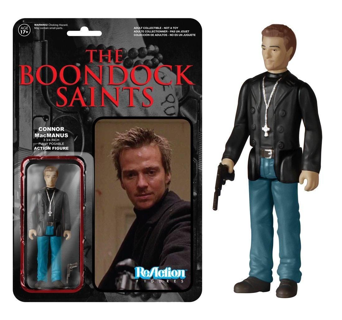The Boondock Saints ReAction Action Figure Connor MacManus 10 cm