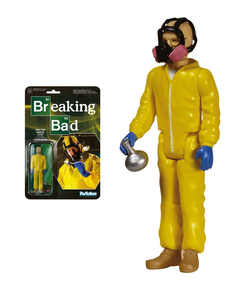 Walter white green apron - Breaking Bad Reaction Action Figure Walter White In Cook Suit 10 Cm