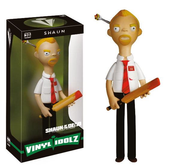 Shaun of the Dead Vinyl Sugar Figure Vinyl Idolz Shaun 20 cm