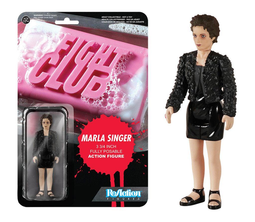 Fight Club ReAction Action Figure Marla Singer 10 cm
