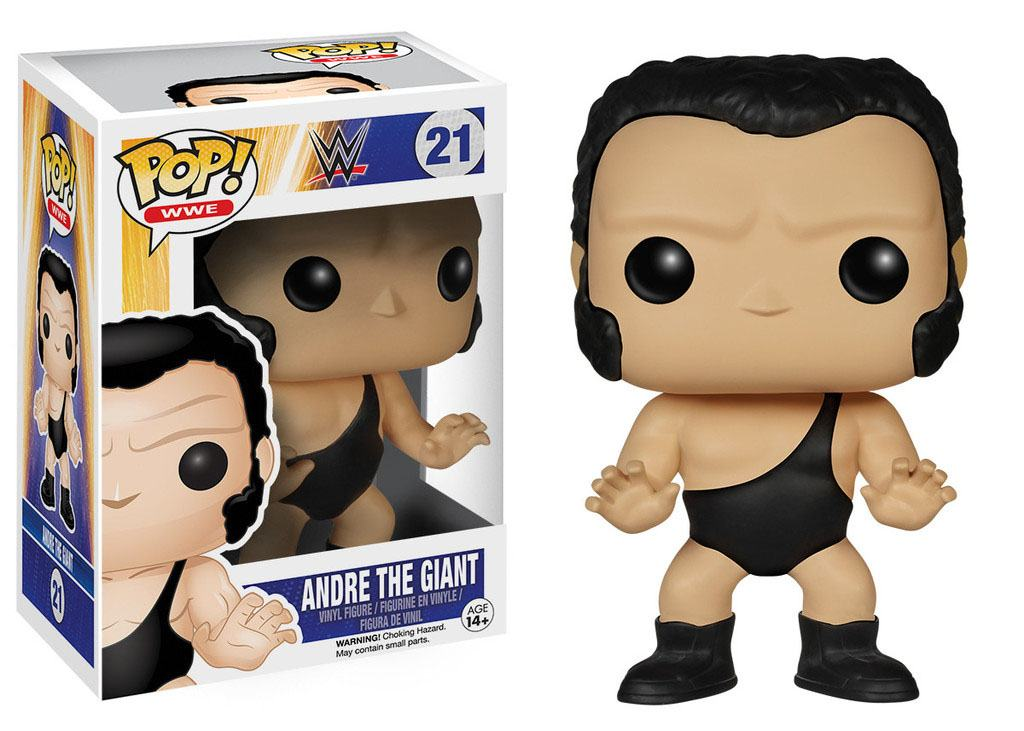 WWE Wrestling POP! Vinyl Figure The Giant 10 cm