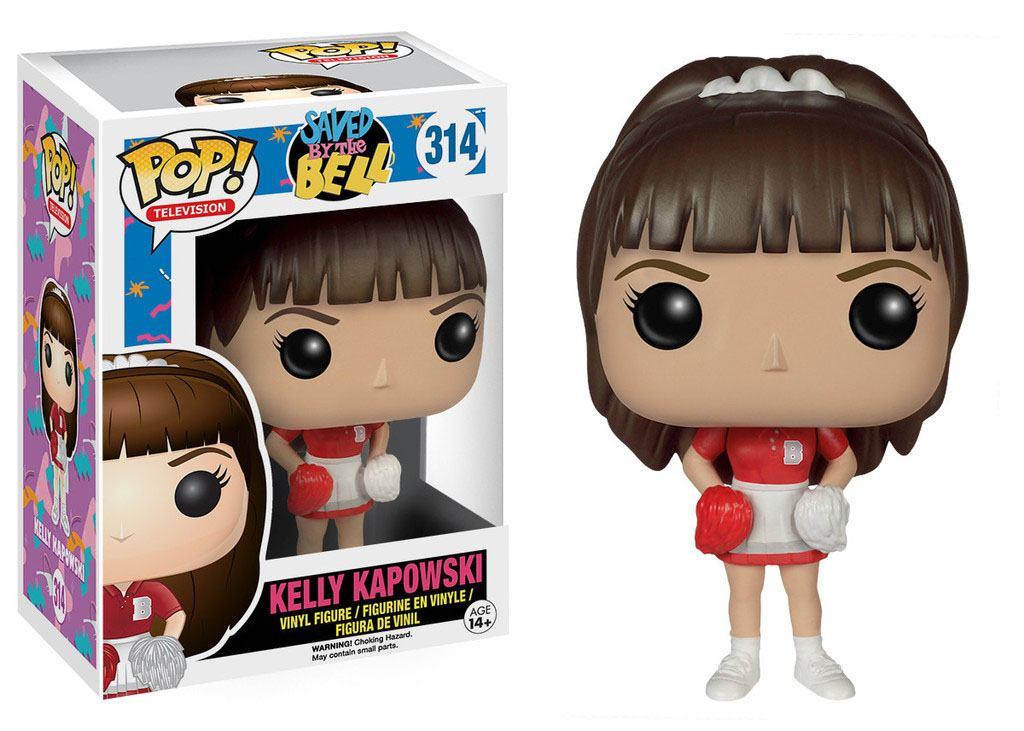 Saved by the Bell POP! Television Vinyl Figure Kelly Kapowski 9 cm