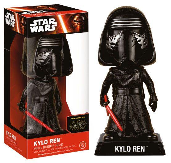 Star Wars Episode VII Wacky Wobbler Bobble-Head Kylo Ren 15 cm