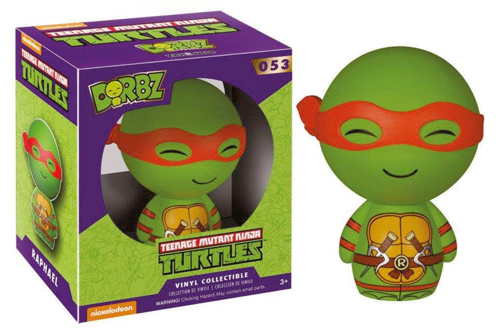 Teenage Mutant Ninja Turtles Vinyl Sugar Dorbz Vinyl Figure Raphael 8 cm