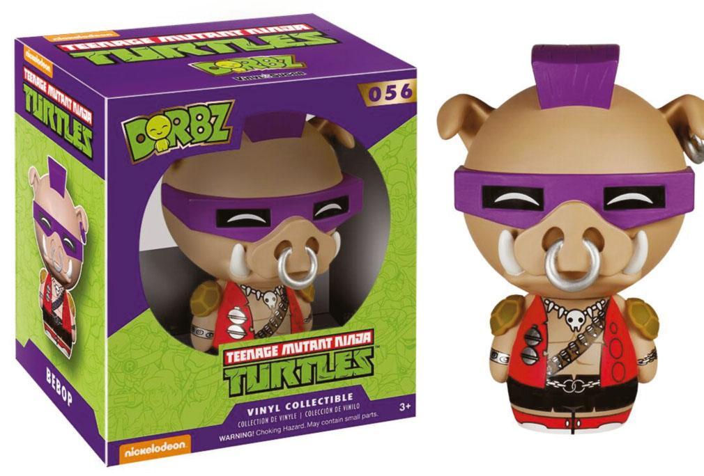 Teenage Mutant Ninja Turtles Vinyl Sugar Dorbz Vinyl Figure Bebop 8 cm