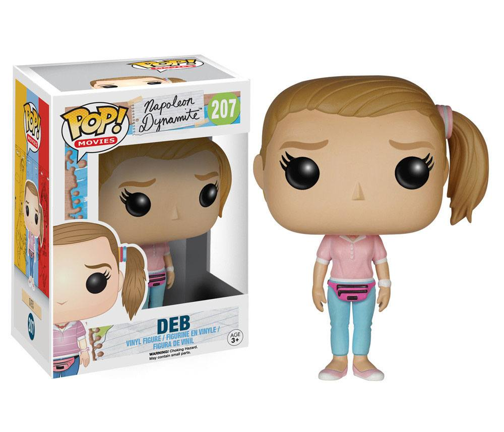 Napoleon Dynamite POP! Movies Vinyl Figure Deb 9 cm