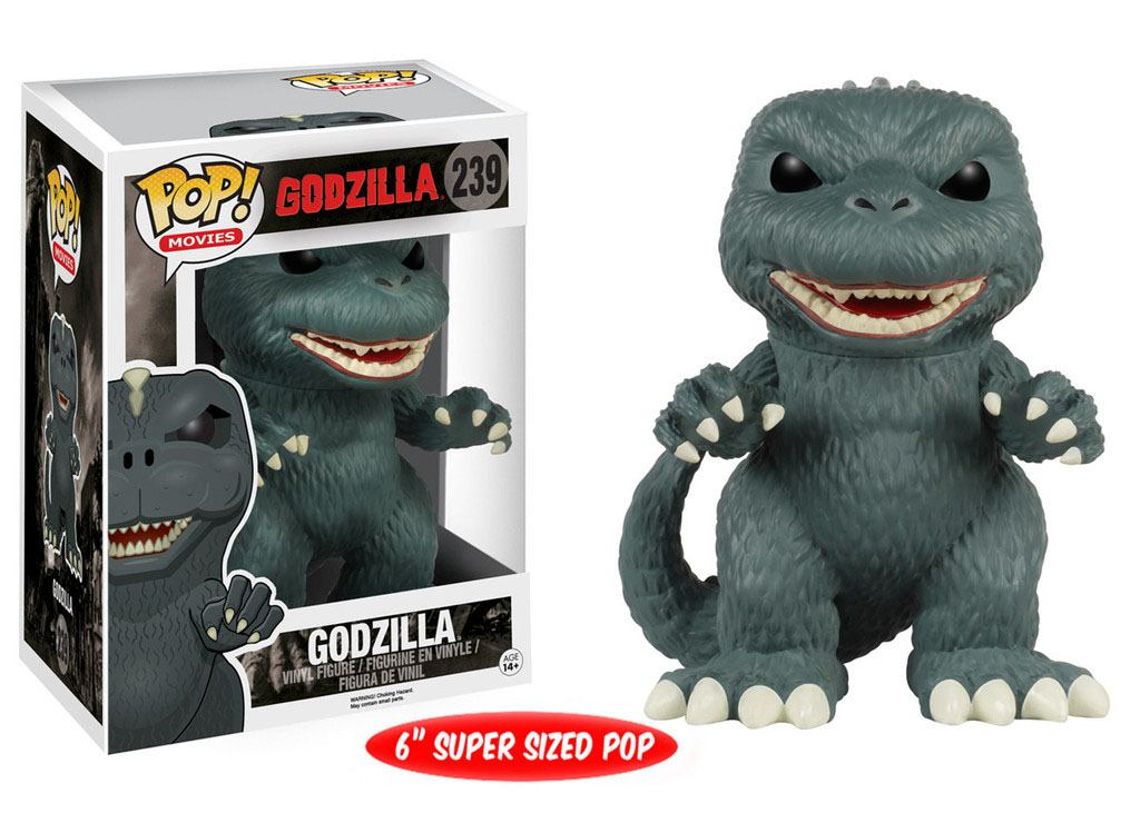 Godzilla POP! Movies Vinyl Figure Godzilla 15 cm