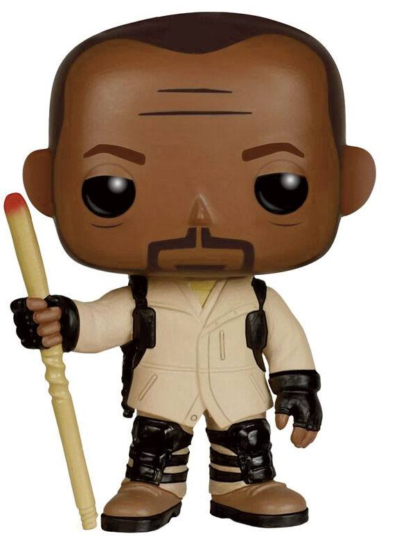 Walking Dead POP! Television Vinyl Figure Morgan 9 cm