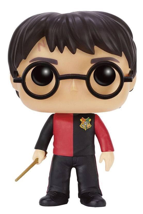 Harry Potter POP! Movies Vinyl Figure Harry Triwizard 9 cm
