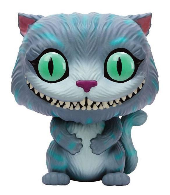 Alice in Wonderland 2010 POP! Disney Vinyl Figure Cheshire Cat 9 cm