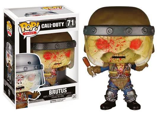Call of Duty POP! Games Vinyl Figure Brutus (Zombie) 9 cm