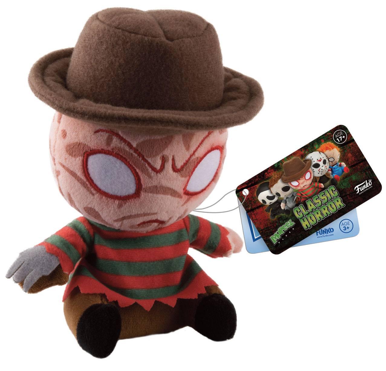 Nightmare on Elm Street Horror Classics Mopeez Plush Figure Freddy Krueger 12 cm