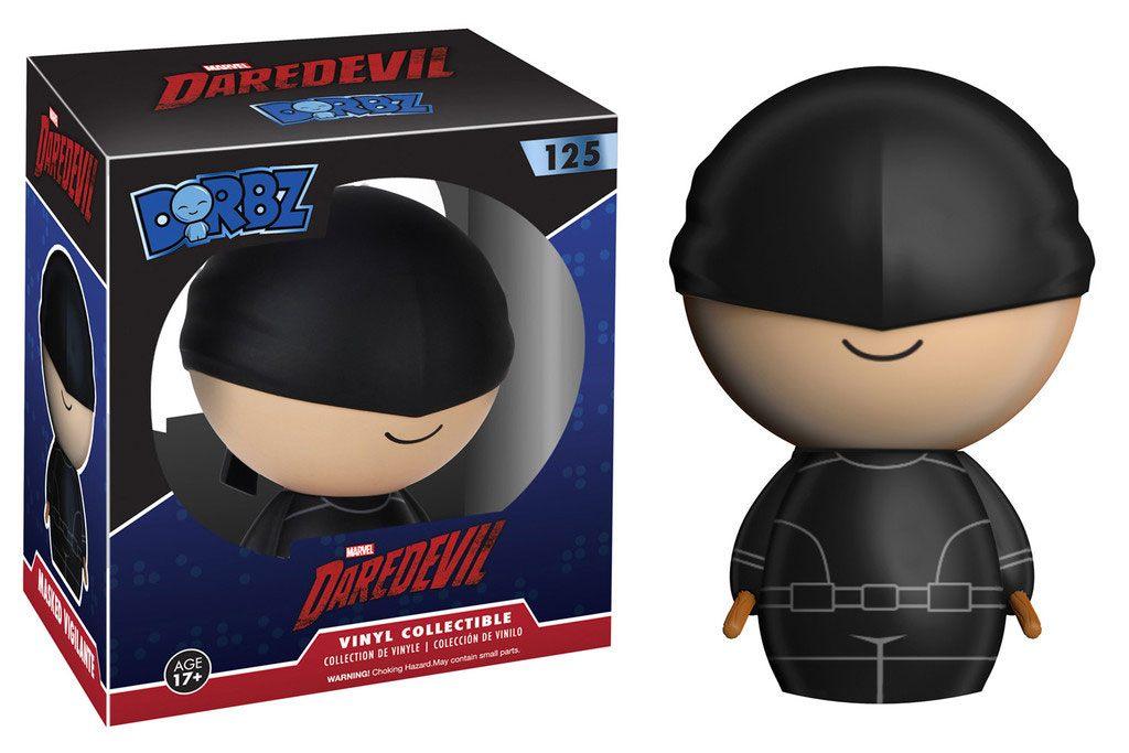 Daredevil Vinyl Sugar Dorbz Vinyl Figure Masked Vigilante 8 cm