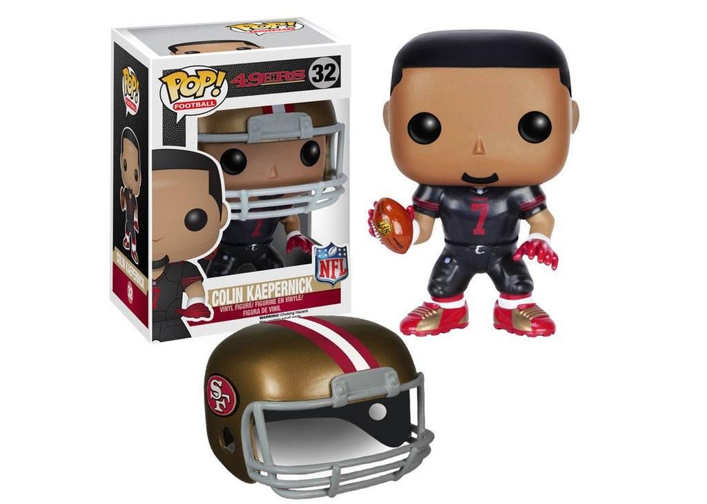 NFL POP! Football Vinyl Figure Colin Kaepernick (SF 49ers) 9 cm
