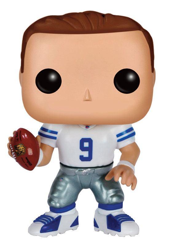 NFL POP! Football Vinyl Figure Tony Romo (Dallas Cowboys) 9 cm