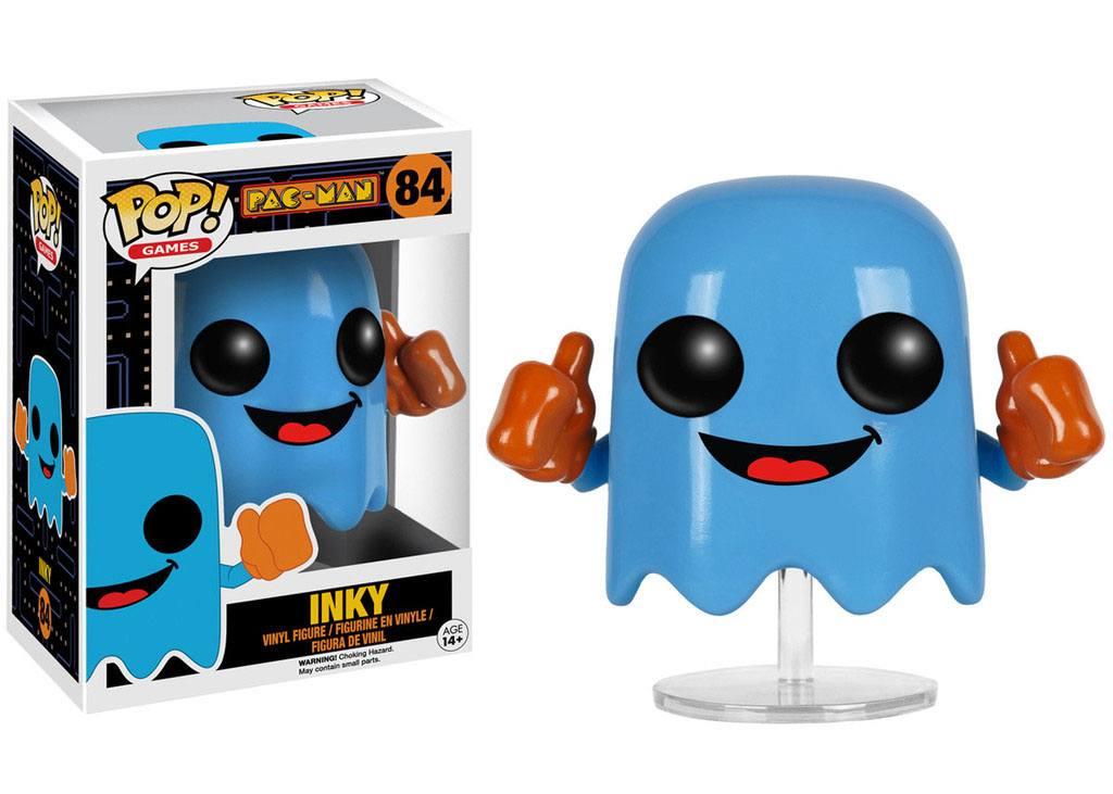 Pac-Man POP! Games Vinyl Figure Inky 8 cm